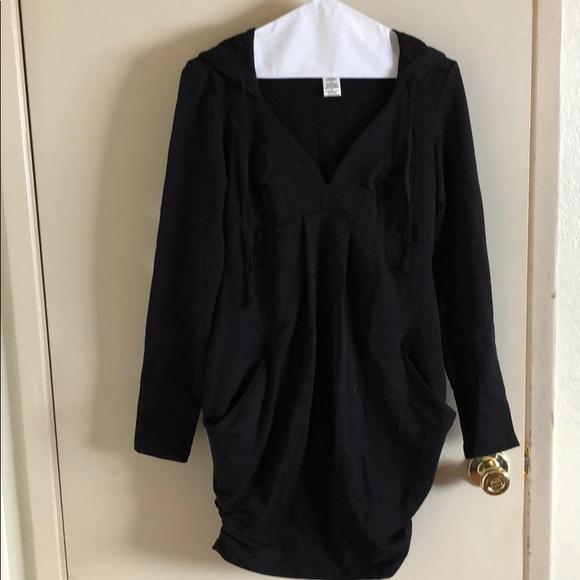 950f9b567d Miss Sixty Dresses   Low Cut Hooded Dress   Poshmark